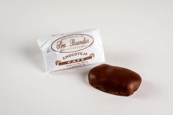 Sra Buendia - Chocoteja de Café