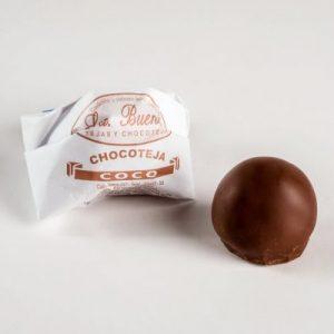 Sra Buendia - Chocoteja de coco