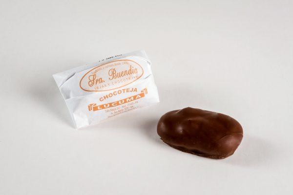 Sra Buendia - Chocoteja de Lúcuma